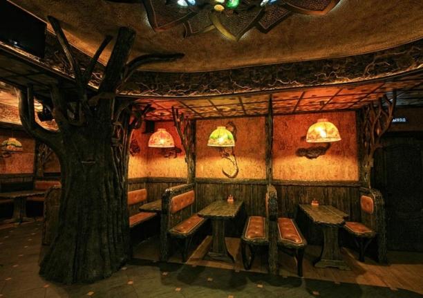 Арт-ресторан Forrest cafe