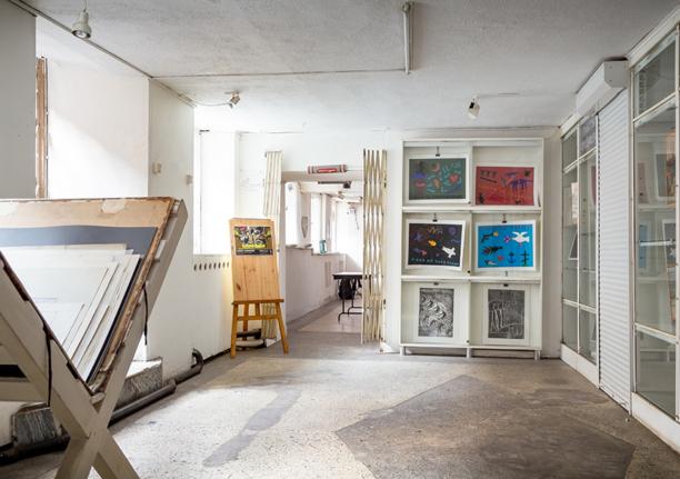 Арт галерея Борей на Литейном 58