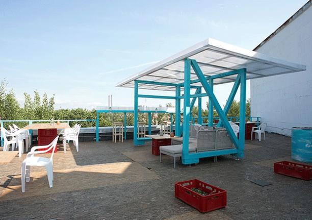 Fabrika loft & sky restaurant