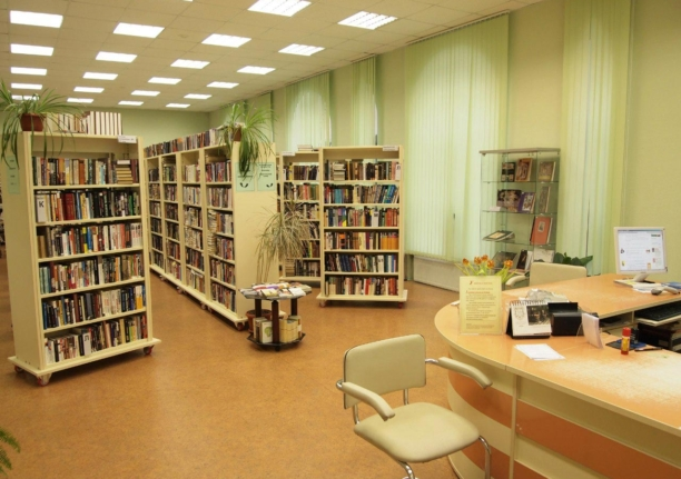 Библиотека книжной графики