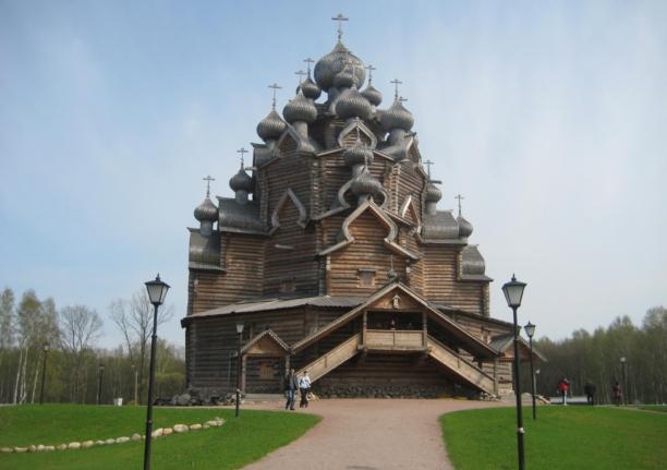 Парковый комплекс «Усадьба Богословка»