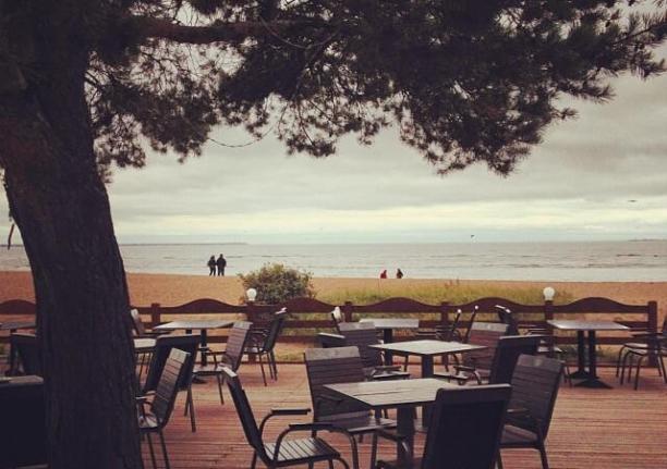 Ресторан Zalive (Залив) в Репино