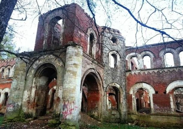 Усадьба барона Врангеля в Торосово