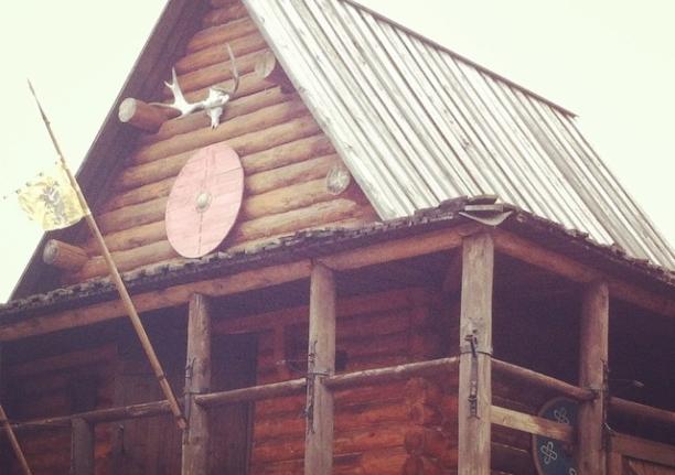 Деревня викингов Свенгард