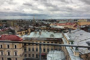 Экскурсии по крышам СПб - фото 2