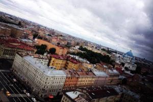Экскурсии по крышам СПб - фото 4