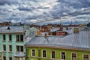 Экскурсии по крышам СПб - фото 6
