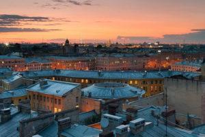 Экскурсии по крышам СПб - фото 7