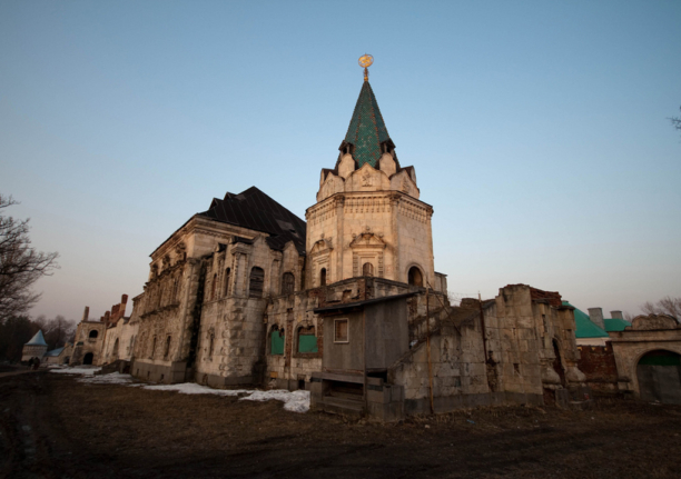 Федоровский городок