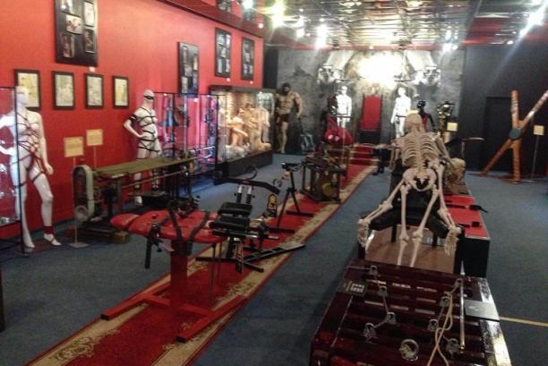 Музей эротики «МузЭрос» — скоро открытие