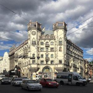 Велосипедные экскурсии по СПб - фото 2