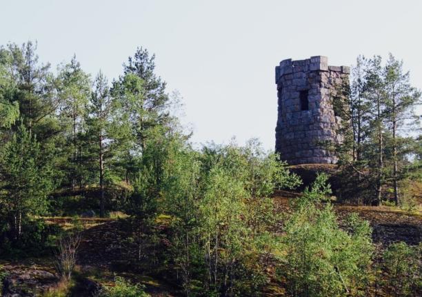 Башня Тура в Выборге