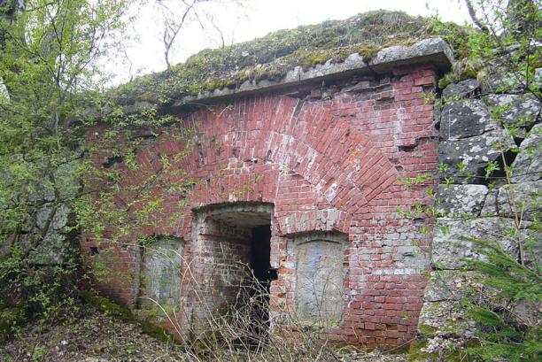 Крепость Тронгзунд
