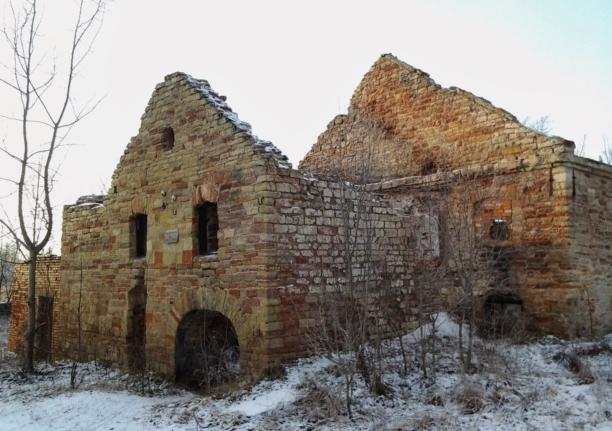 Мельница Штакеншнейдера