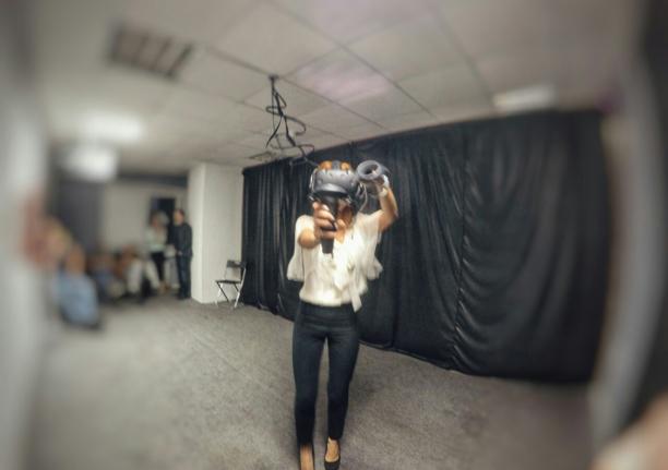 Клуб виртуальной реальности в Санкт-Петербурге