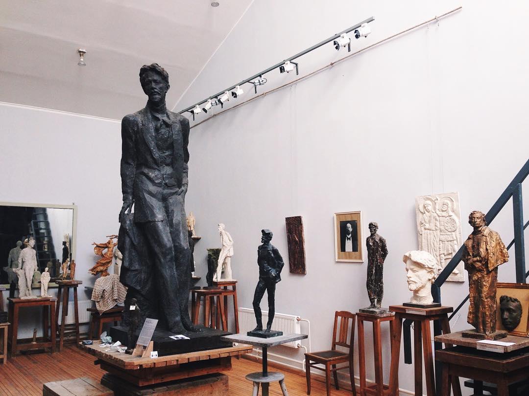 Музей Мастерская Аникушина