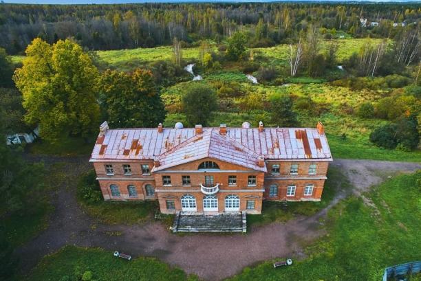 Музей-усадьба Приютино