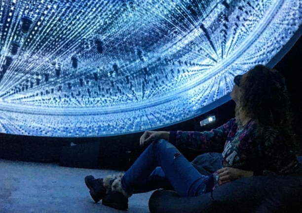 Центр современного аудиовизуального искусства МАРС Теория поля в Санкт-Петербурге