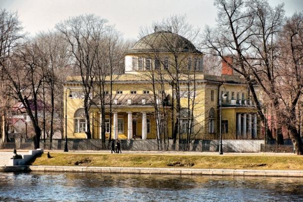 Дача принца Ольденбургского