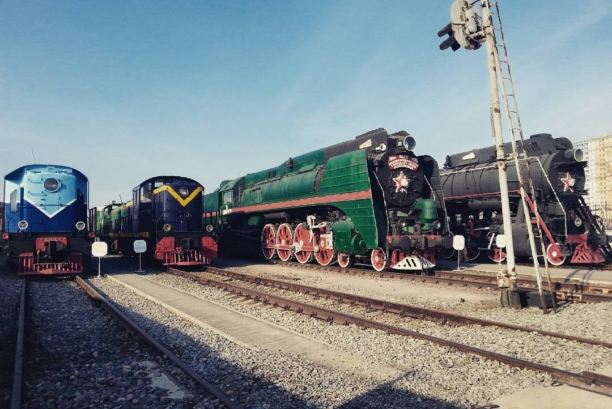 Музей Октябрьской железной дороги