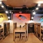 Арт-кафе «Саквояж беременной шпионки»