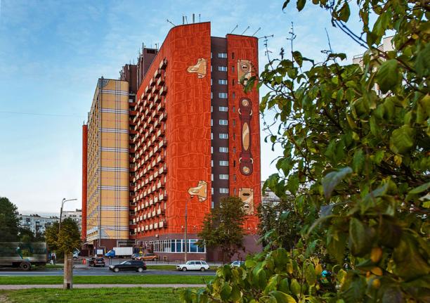 Бизнес-отель гостиница «Карелия» в Санкт-Петербурге