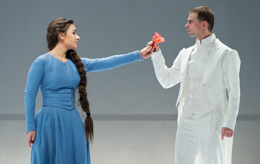 Спектакль «Холодное сердце» 💎