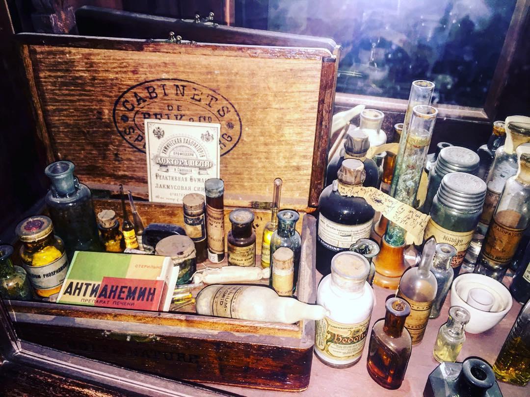 Аптека доктора Пеля и сыновей