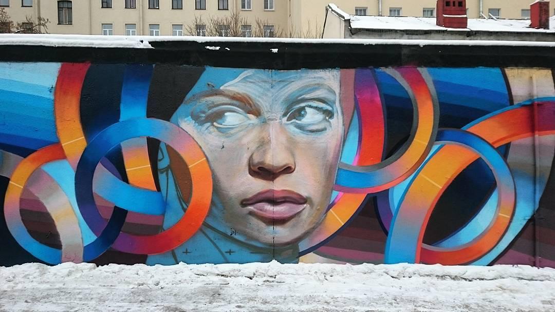 Фестиваль городского искусства 2.0