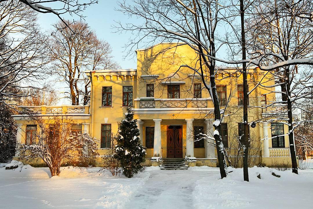 Дом Бехтерева