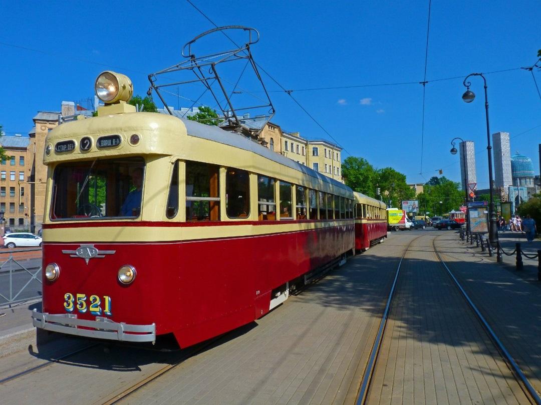 Экскурсия «Трамвай Бродского»