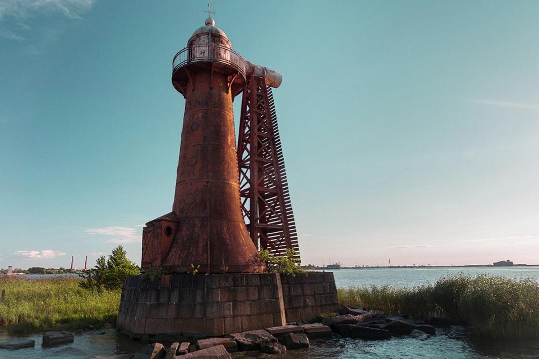 Нижний Николаевский маяк