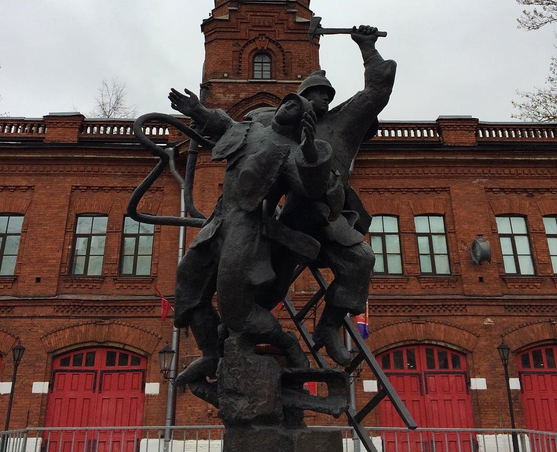 памятник пожарным картинки разновидностью