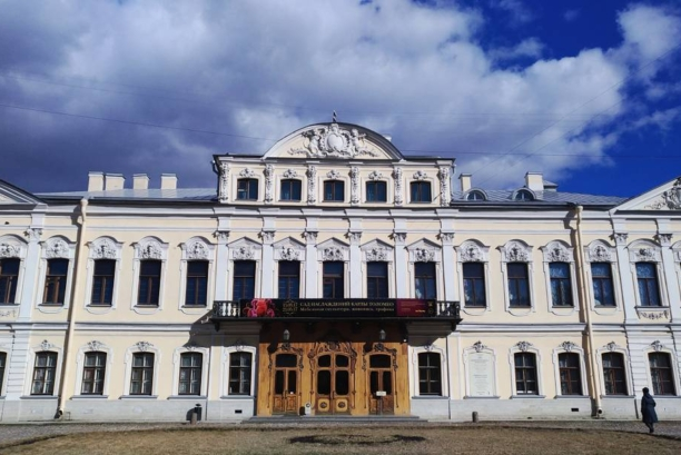 Шереметевский дворец. Музей музыки