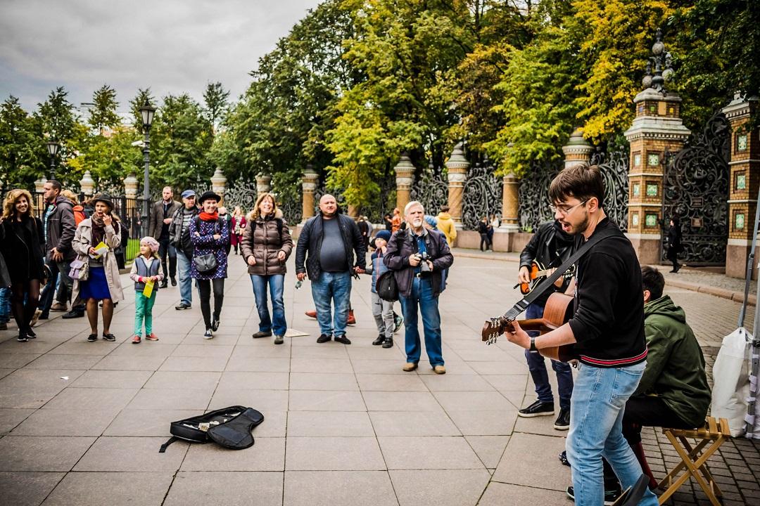 День уличной музыки | Street music day