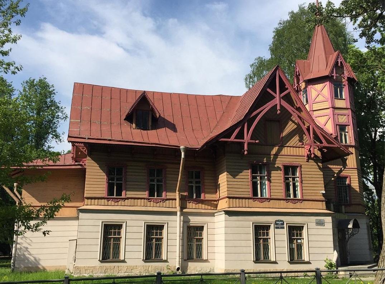 Дом Кугушевой