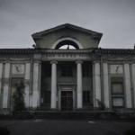 Заброшенный кинотеатр Чайка в Лисьем Носу