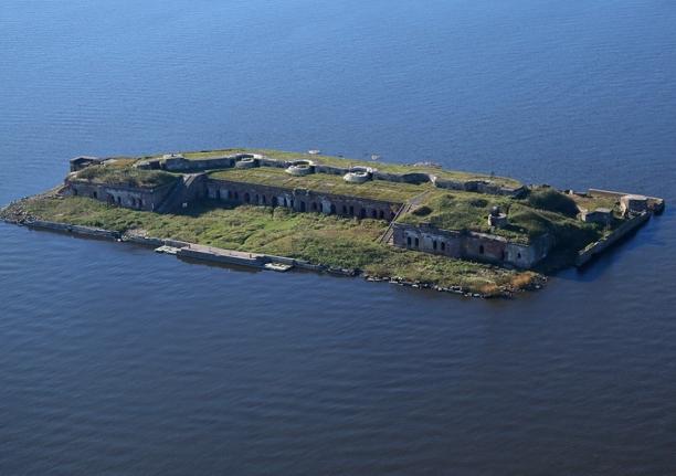 Форт №3 южный граф Милютин