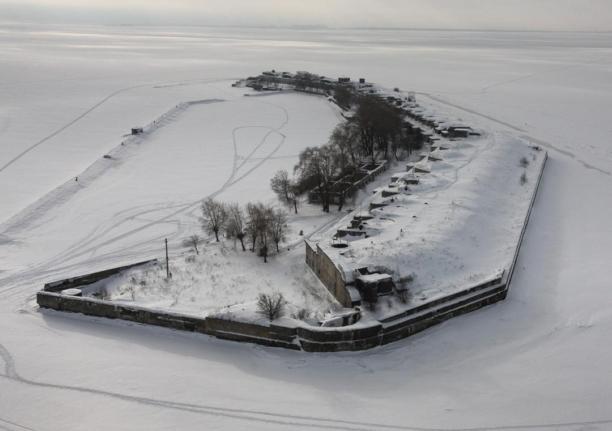 Форт Тотлебен (Первомайский)