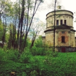 Усадьба графа Витгенштейна в посёлке Дружноселье