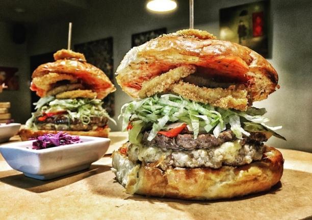 de Бошъ burger bar