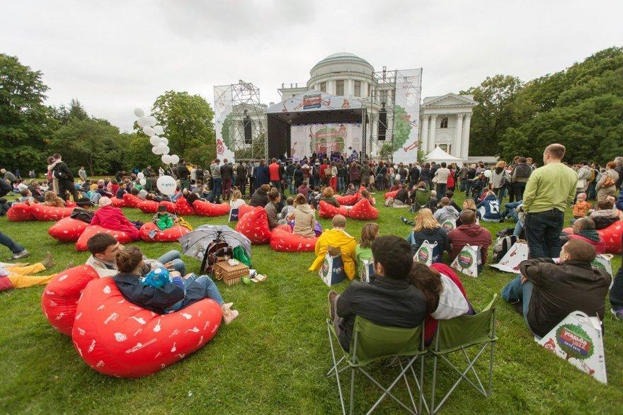 Фестиваль «Усадьба Jazz»