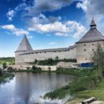Крепость-музей Старая Ладога, Староладожская крепость