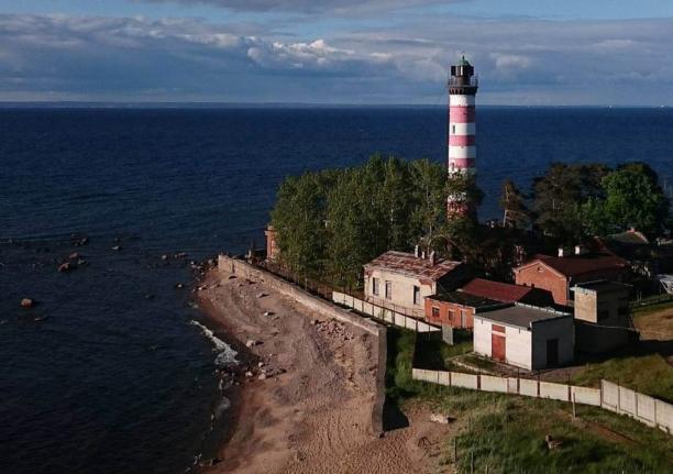 Шепелевский маяк в Сосновом бору