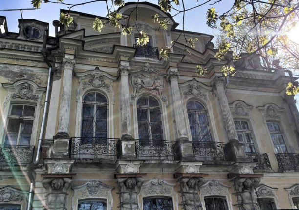 Собственная Дача Романовых в Петергофе