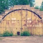 Заброшенный аэродром в Вещево