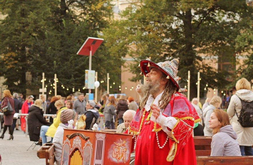 Фестиваль городской культуры «Живые улицы»