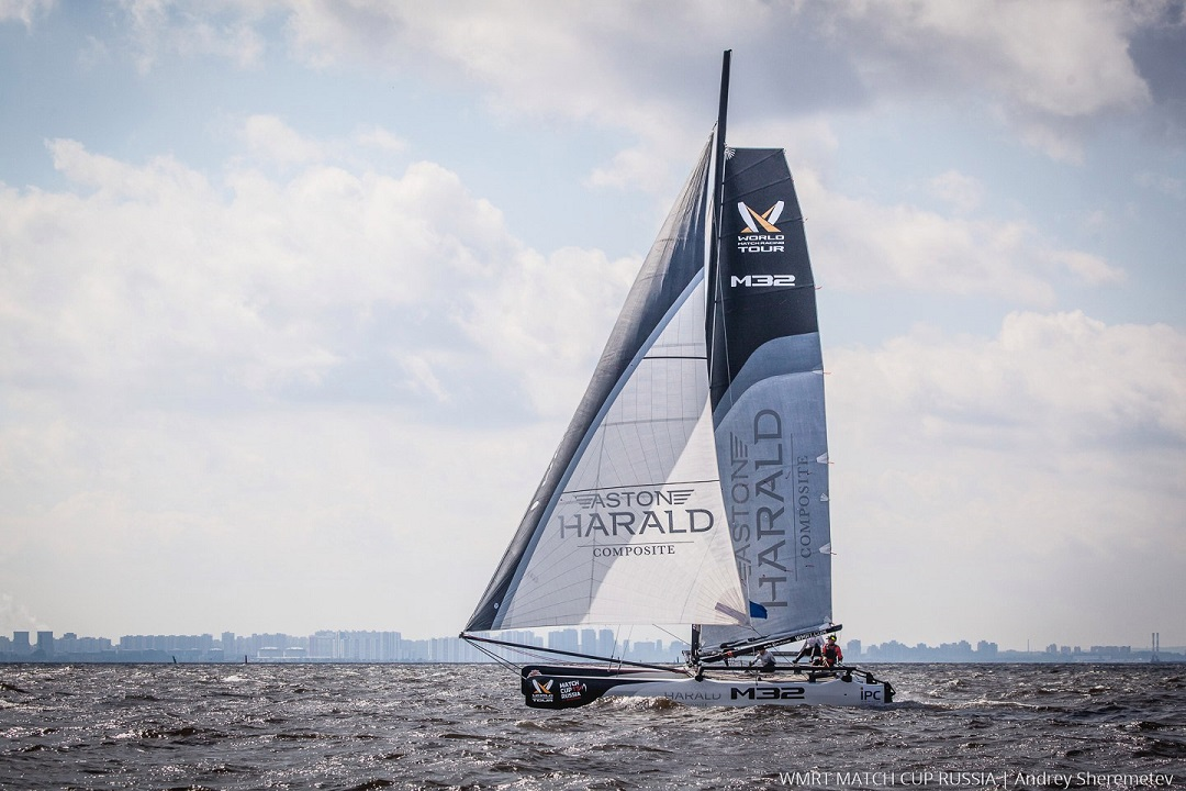 Парусная регата World Match Racing Tour