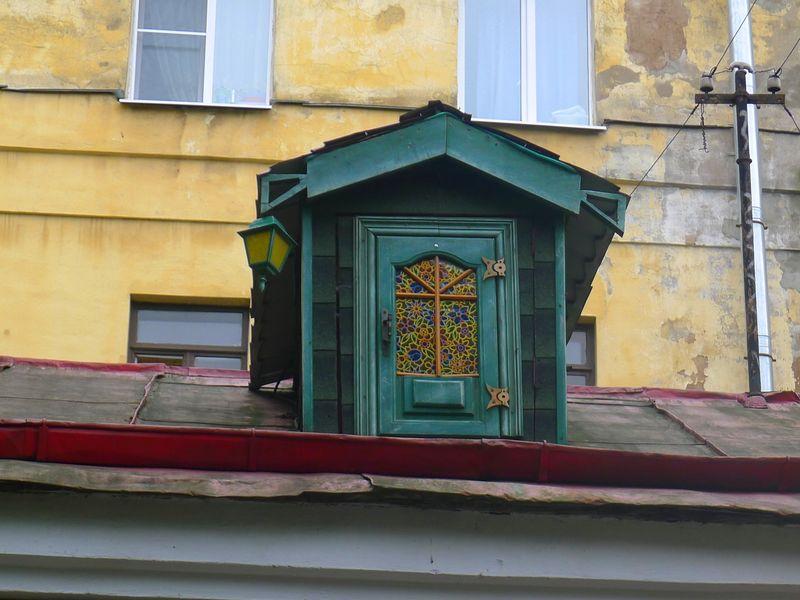 Экскурсия Примечательные дворы Петербурга