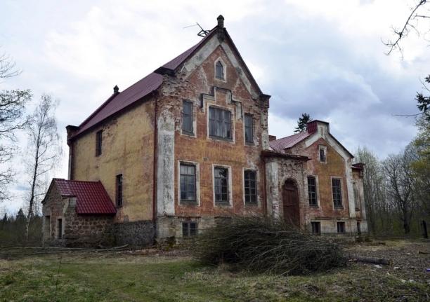 Усадьба Утешение в Кингисеппском районе